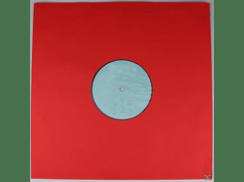 - LP-Innenhüllen Rot Gefüttert (25 Stück) []