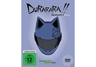 Durarara!! - Vol. 2 DVD