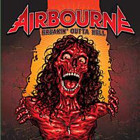 Airbourne - Breakin' Outta Hell (Jewelcase)   - (CD)