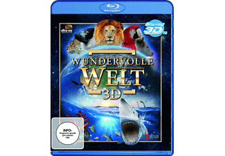 WUNDERVOLLE WELT - SPECIAL REAL 3D EDITION (3D BLU-RAY) 3D Blu-ray