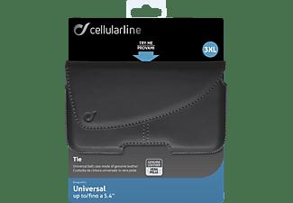 CELLULAR LINE 37752 TIE3XK, Sleeve, Universal, Universal, Schwarz