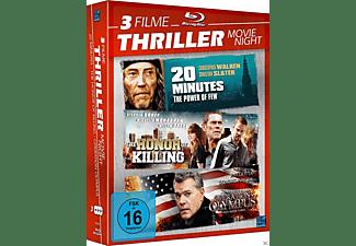 Thriller Movie Night Blu-ray