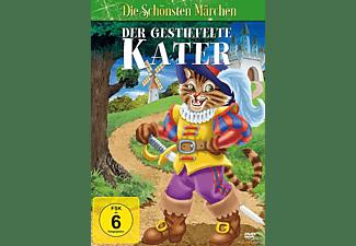 Der gestiefelte Kater DVD