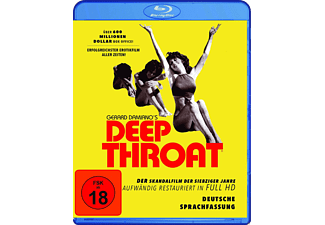 DEEP THROAT (BLU-RAY) Blu-ray