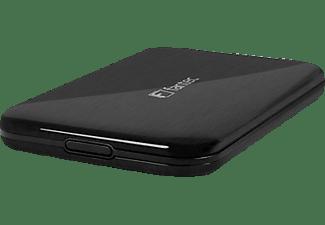 FANTEC ALU-25U3, Festplattengehäuse, 0 GB HDD, 2,5 Zoll, extern