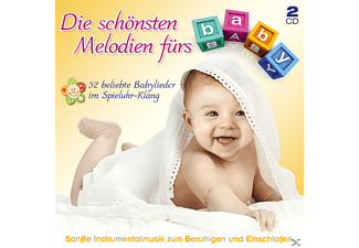 Babys Spieluhr - Die schönsten Melodien fürs Baby  - (CD)