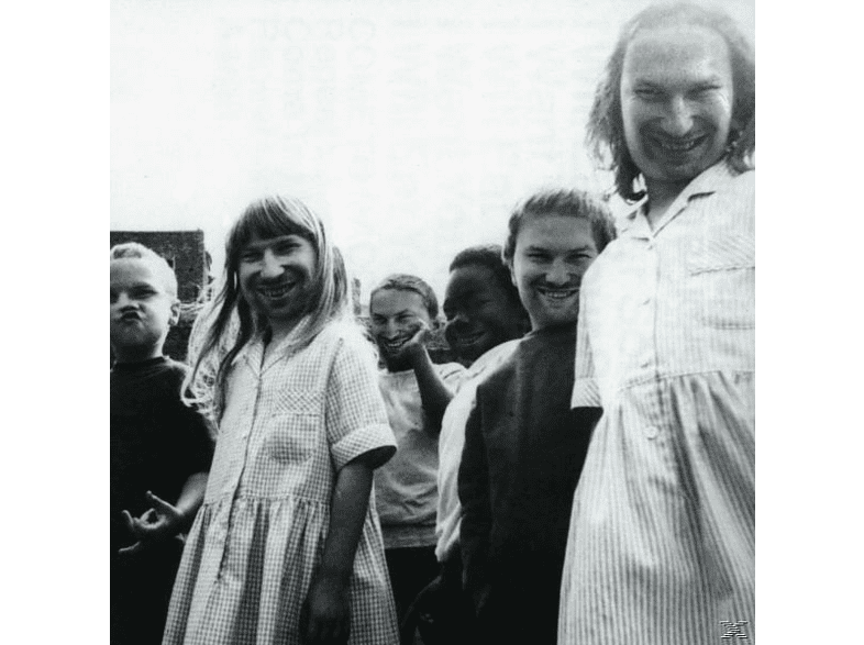 Aphex Twin - COME TO DADDY [CD]