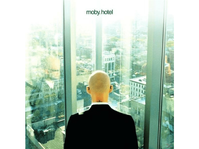 Moby - Hotel [CD EXTRA/Enhanced]