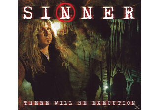 Sinner - There Will Be Execution Ltd.Edit.+Bonus - (CD)