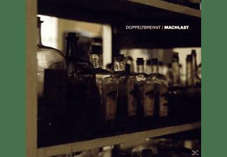 Machlast - Doppeltbrennt  - (CD)
