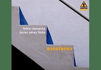 Clemente, Felice / Pérez Forte, Javier - Escaleras  - (CD)
