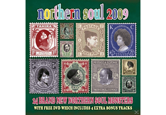 VARIOUS - Northern Soul 2009  - (CD)