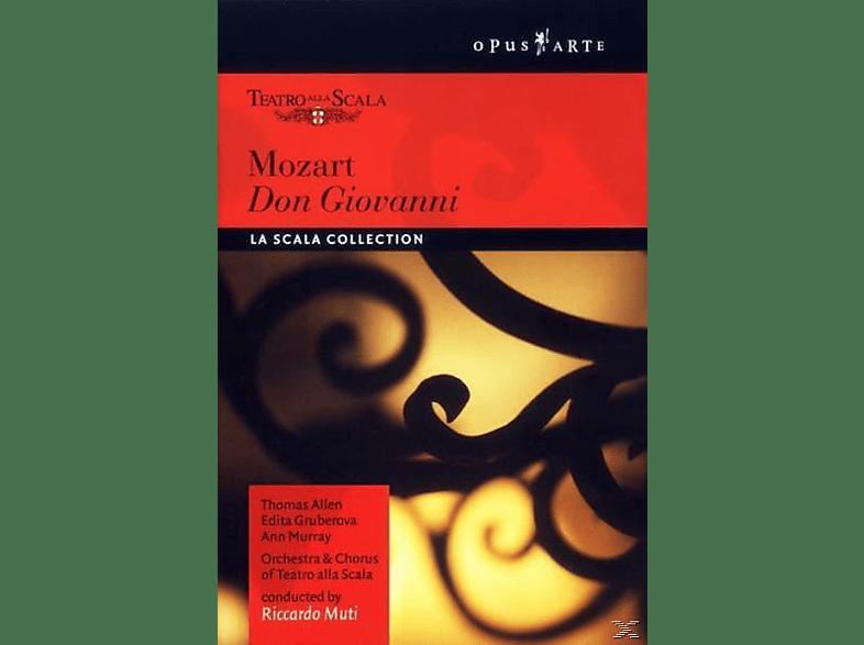 Edita Gruberova, Ann Murray, Orchestra & Chorus of Teatri alla Scala, Allen Thomas - Don Giovanni [DVD]