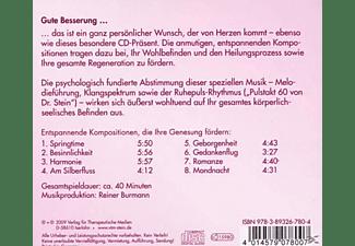 Arndt Stein - Gute Besserung  - (CD)