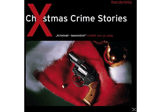 Jo Jung - Christmas Crime Stories  - (CD)