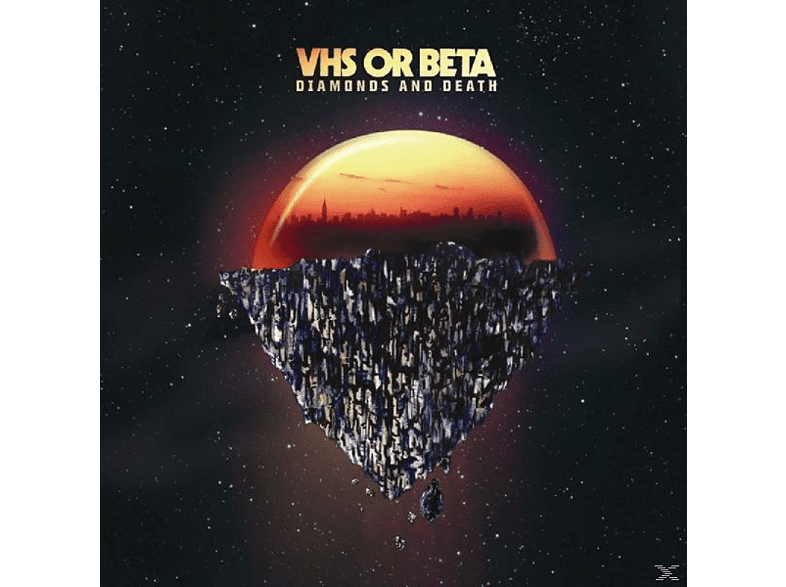 Vhs Or Beta - Diamonds And Death [CD]