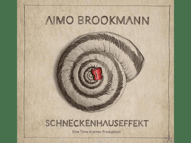 Aimo Brookmann - Schneckenhauseffekt [CD]