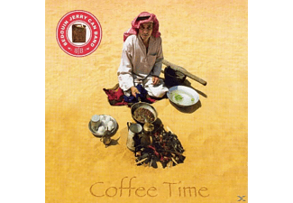 Bedouin Jerry Can Band - Coffee Time  - (CD)