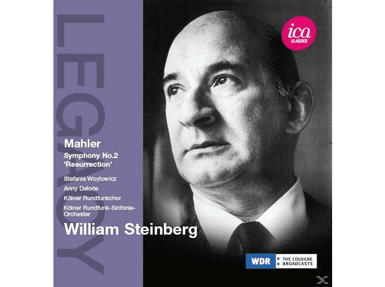 William & Kölner Rso Steinberg - Sinfonie No.2 [CD]