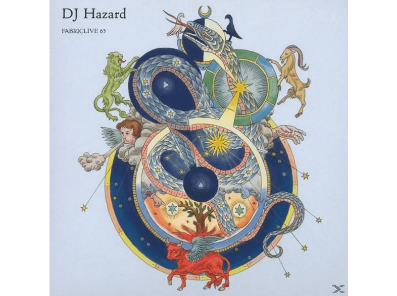 Dj Hazard - Fabric Live 65 [CD]