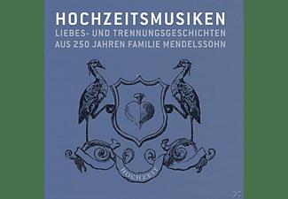 VARIOUS - Hochzeitsmusiken  - (CD)