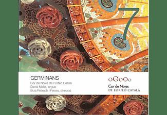 Reixach i Feixes/Cor de Noies - Germinans-Els Volums del Palau 7  - (CD)