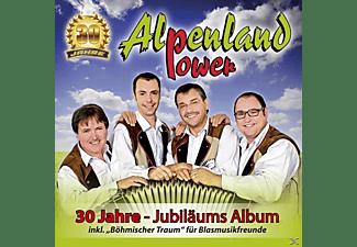 Alpenland Power - 30 Jahre-Jubiläums Album  - (CD)