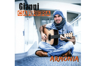 Gianni Carrera - Armonia  - (CD)