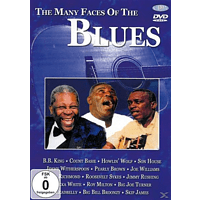 B.B.King/Basie/Turner/+ - Many Faces Of The Blues [DVD]
