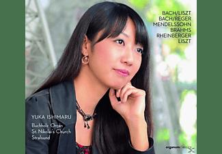 Yuka Ishimaru - Buchholz Org.Nikolaikirche Stralsund  - (CD)