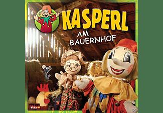 Kasperl - Kasperl am Bauernhof  - (CD)