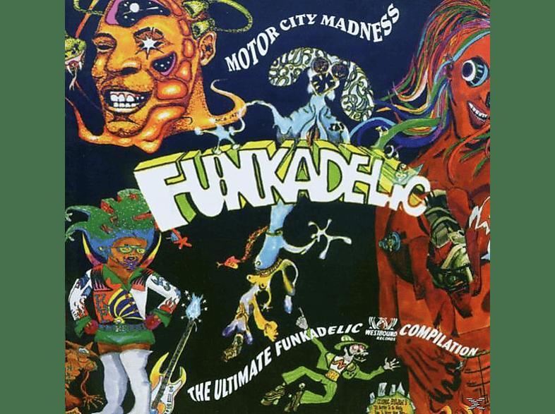 Funkadelic - Motor City Madness [CD]