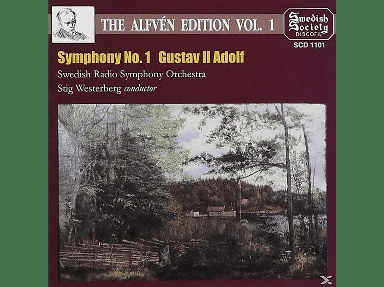 Swedish Radio Symphony Orchestra - Sinfonie 1/Gustav II Adolf [CD]