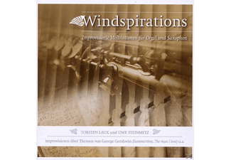 LAUX,TORSTEN & STEINMETZ,UWE - Windspirations - (CD)