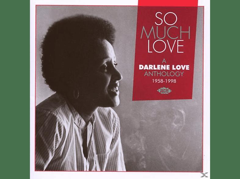 Darlene Love - So Much Love-Anthology 1958-1998 [CD]