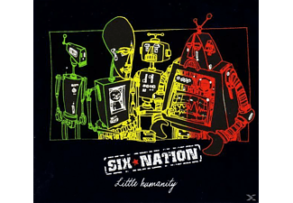 Six Nation - Little Humanity  - (CD)