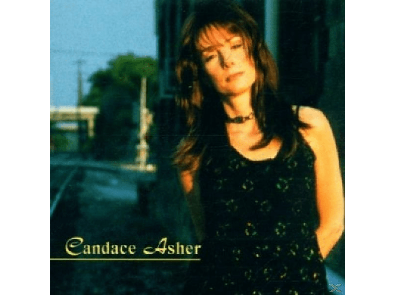 Candace Asher - Candace Asher [CD]