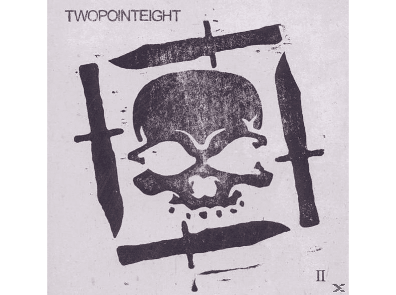Twopointeight - Twopointeight II [CD]