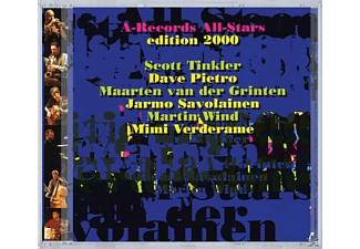 A-records All Stars - EDITION 2000  - (CD)
