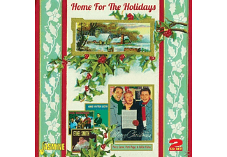VARIOUS - Home For The Holidays  - (CD)
