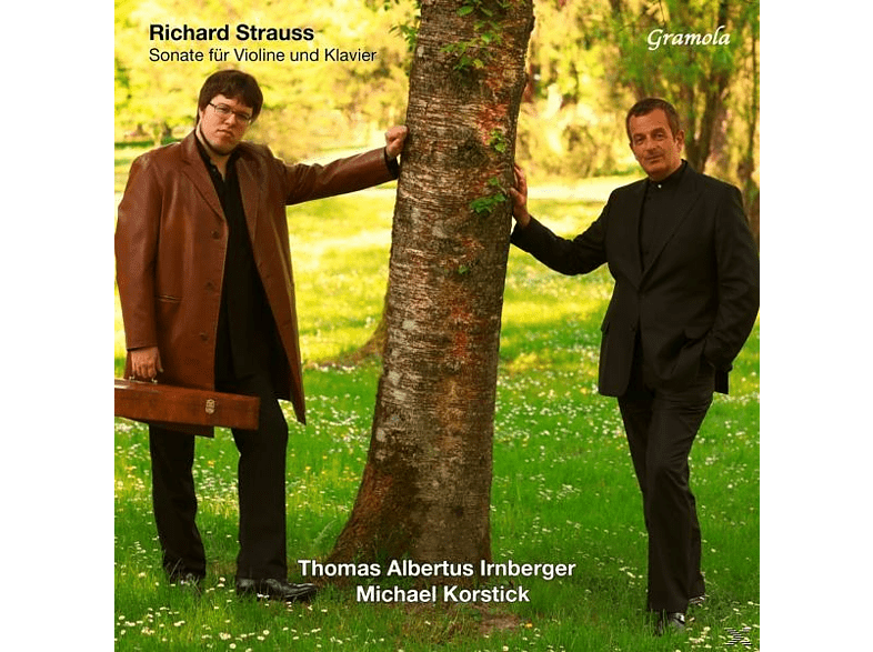 Thomas Albertus Irnberger, Michael Korstick - Violinsonate Es-Dur op.18 [Vinyl]