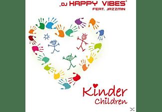 DJ Happy Vibes feat. Jazzmin - Kinder/Children  - (CD)