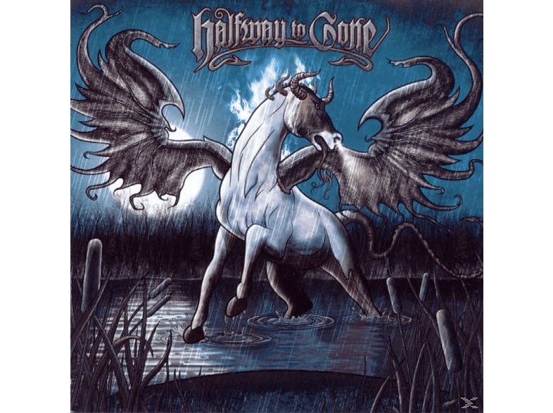 Halfway To Gone - Halfway To Gone [CD]