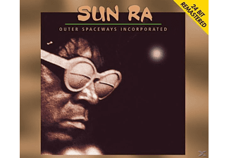 Sun Ra - Outer Spaceways Inc.-24bit Remastered - (CD)