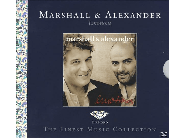 Marshall & Alexander - Emotions (Diamond Edition) [CD]