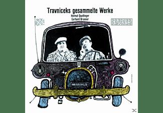 Helmut Qualtringer, Gerhard Bronner - TRAVNICEKS GES.WERKE  - (CD)