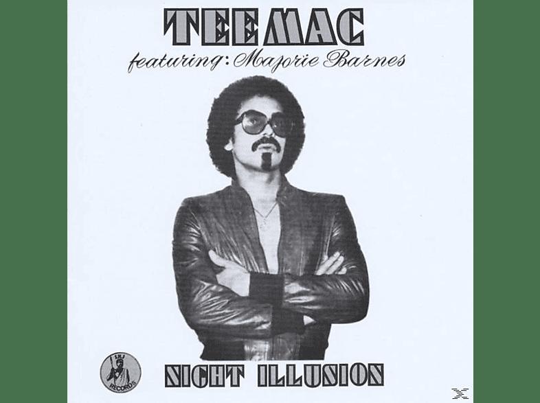 Tee Mac Featuring Marjorie Barnes - Night Illusion (Feat. Marjorie Barnes) [CD]