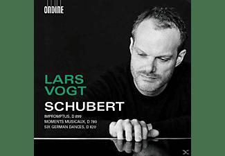 Lars Vogt - Impromptus/Moments Musicaux/6 Deutsche Tänze  - (CD)