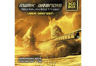 Mark Brandis-raumkadett - 3-CD Hörspielbox-Folge 04-06  - (CD)