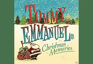Tommy Emmanuel - Christmas Memories (LP)  - (Vinyl)